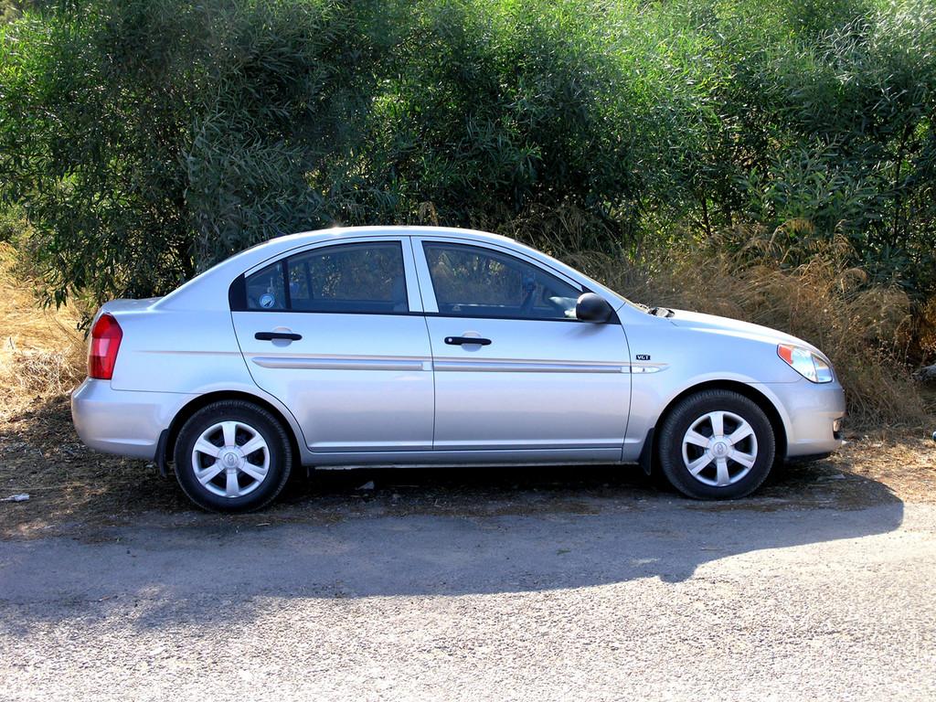 Accent Hatchback II