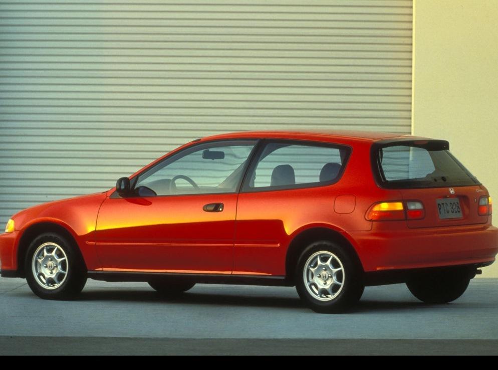 Снимки: Honda Civic  Hatchback 5