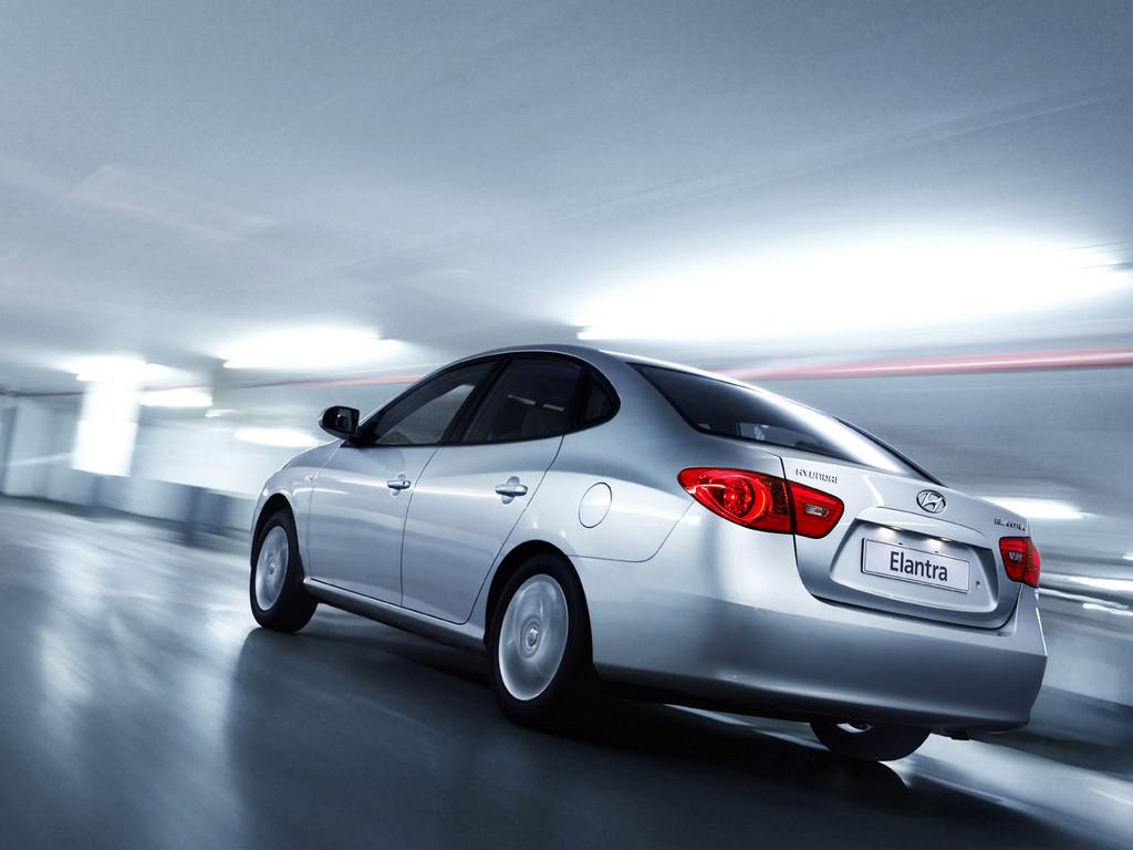 Снимки: Hyundai Elantra (XD)