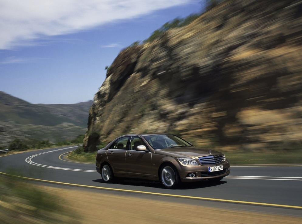 Снимки: Mercedes-benz C-klasse (W204)
