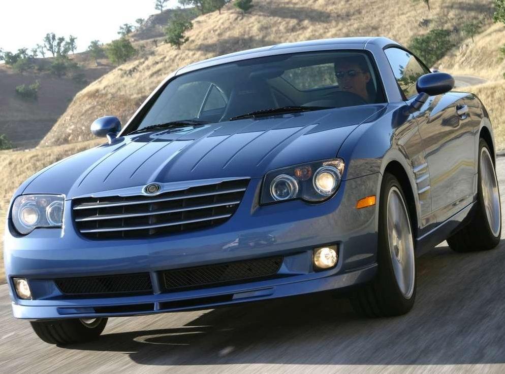 Снимки: Chrysler Crossfire