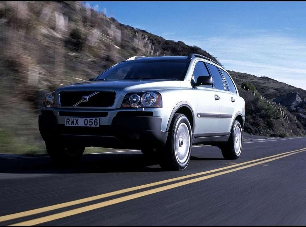 Снимки: Volvo XC90