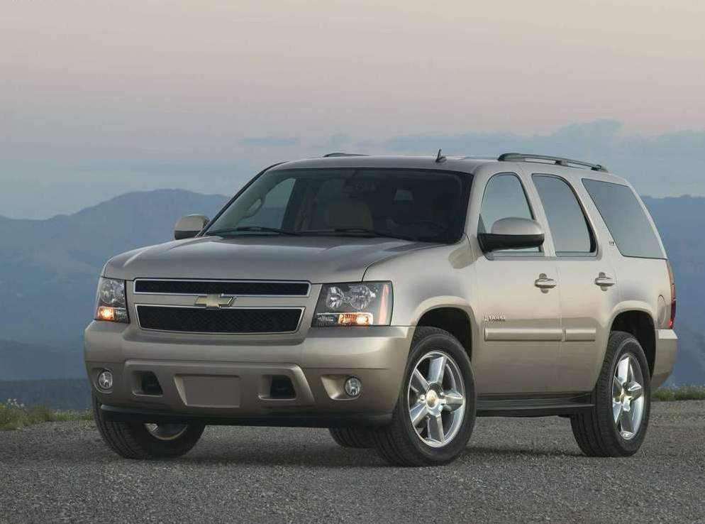 Снимки: Chevrolet Tahoe (GMT900)