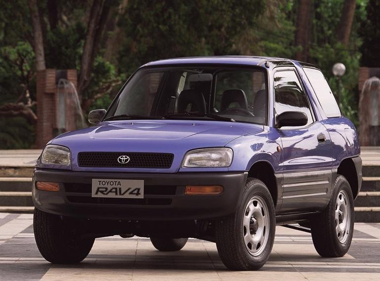 Снимки: Toyota RAV 4 I (XA)