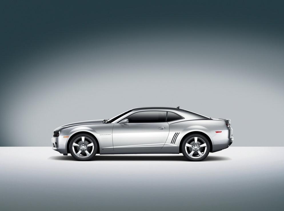 Снимки: Chevrolet Camaro 5