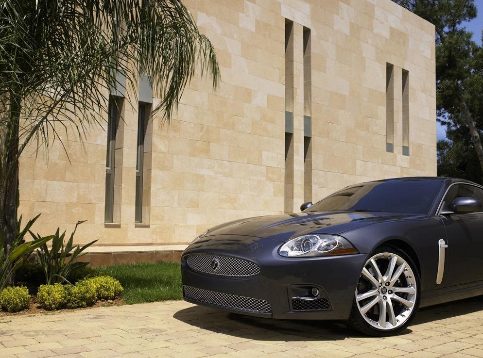Снимки: Jaguar XKR Coupe II