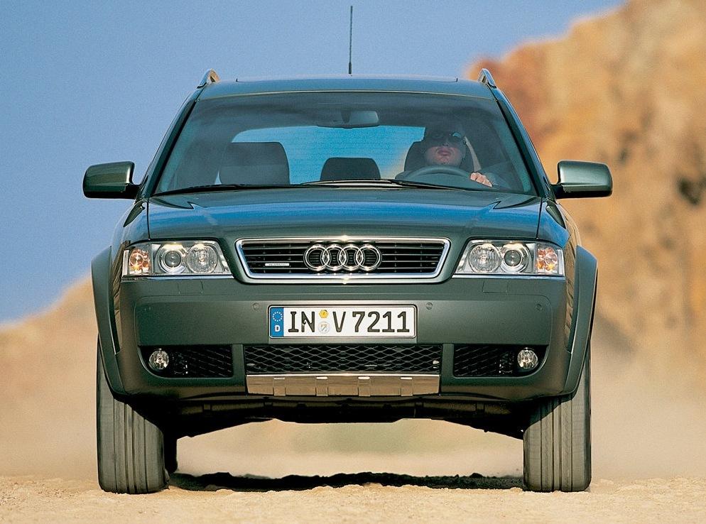 Снимки: Audi Allroad (4B,C5)