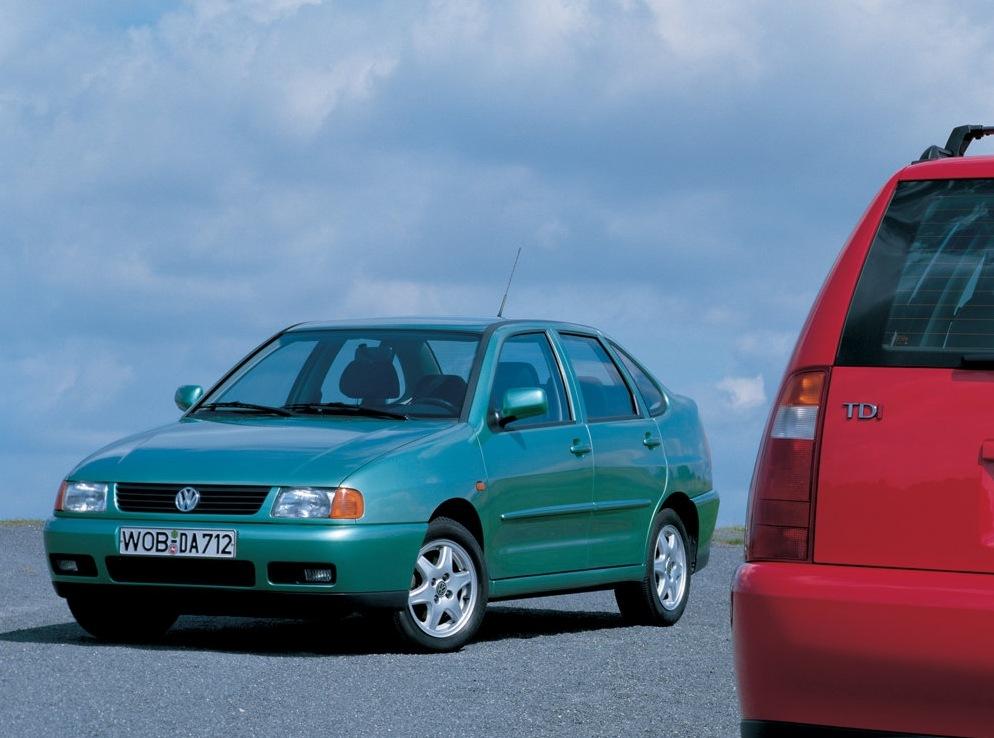 Снимки: Volkswagen Polo 3 Classic