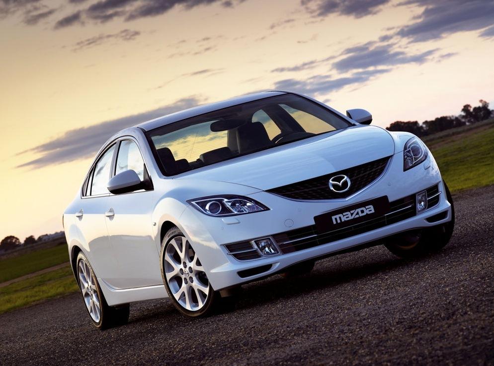 Снимки: Mazda Mazda 6 Hatchback