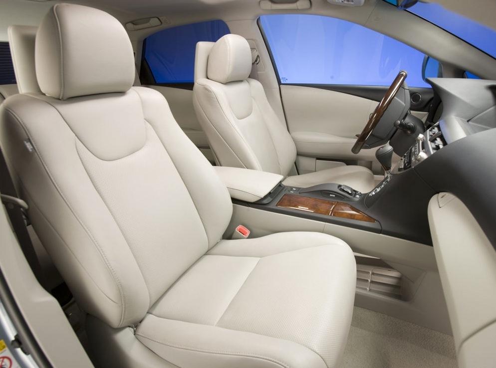 Снимки: Lexus RX 3