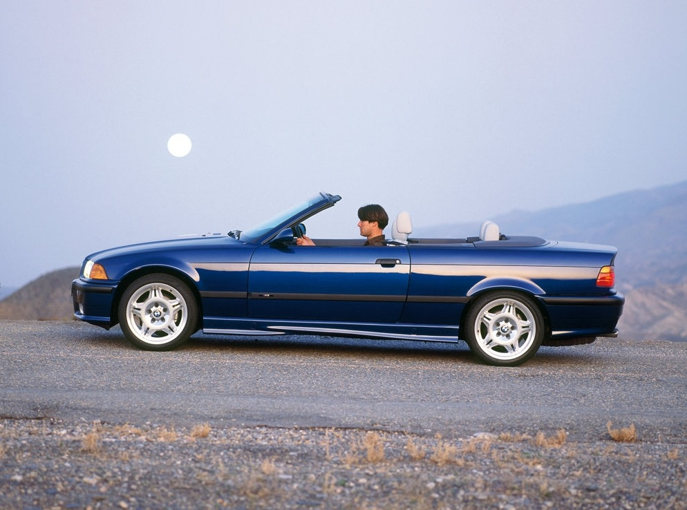 Снимки: Bmw M3 Cabrio (E36)