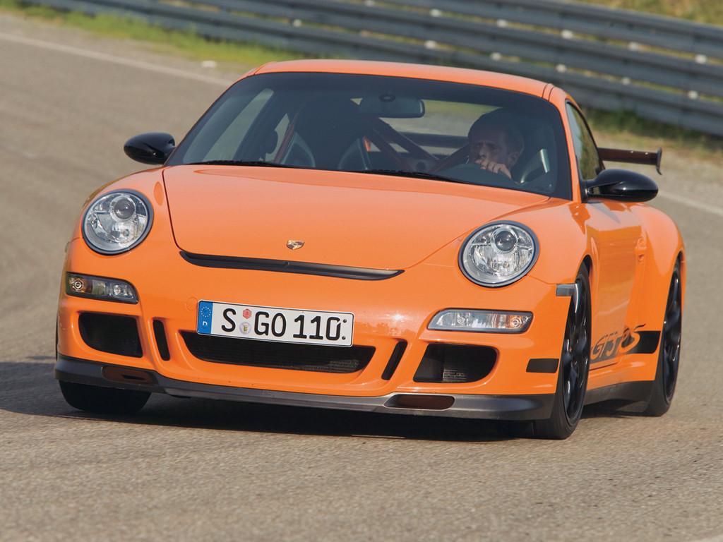 Снимки: Porsche 911 (997)