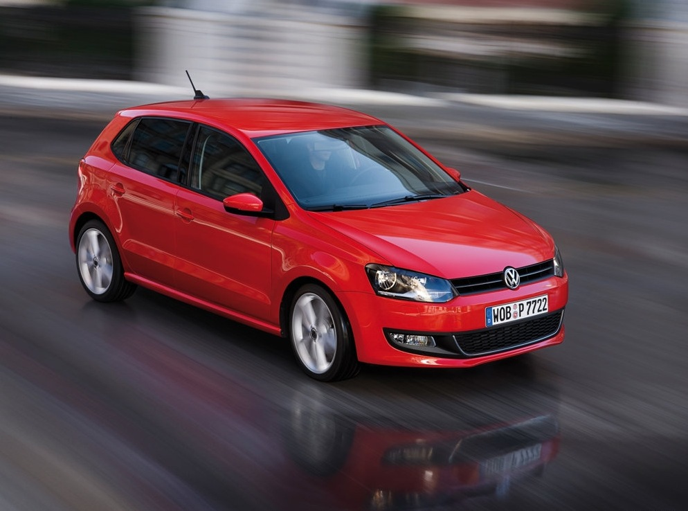 Снимки: Volkswagen Polo 5 2009