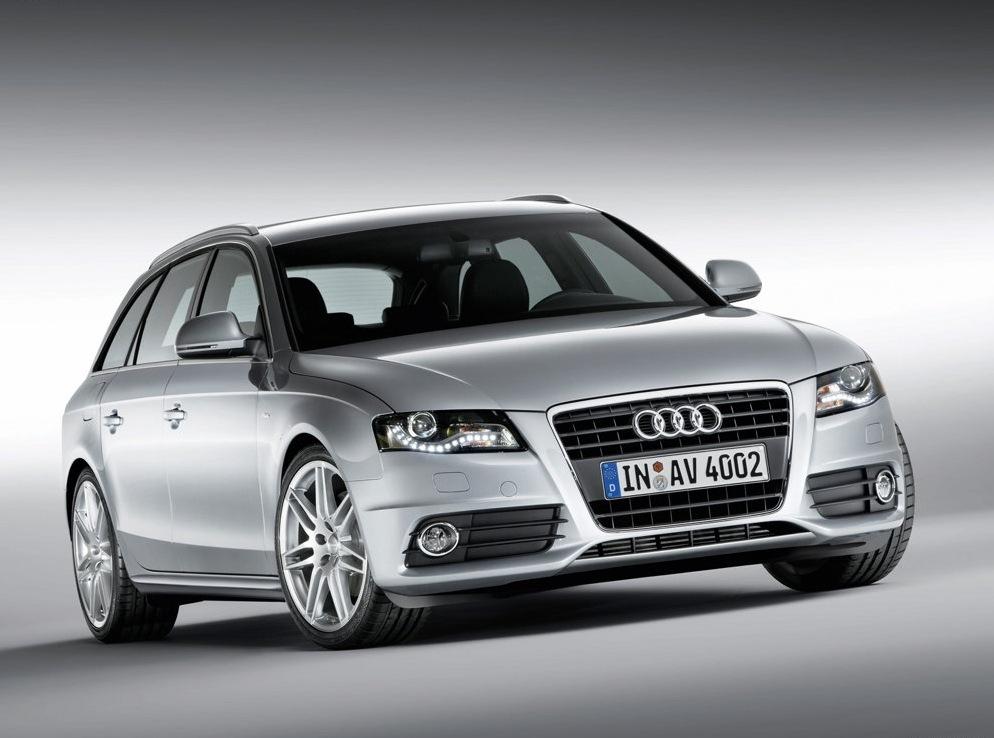 Снимки: Audi A4 Avant (B8)