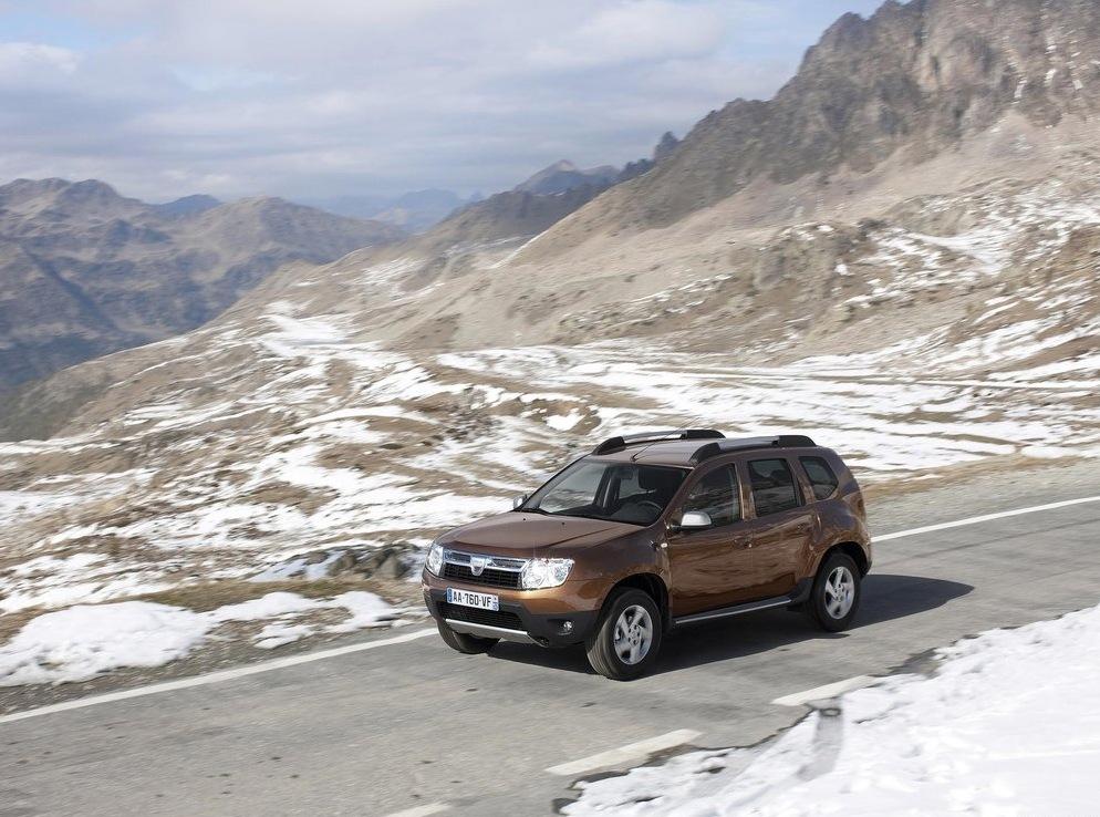 Снимки: Dacia Duster