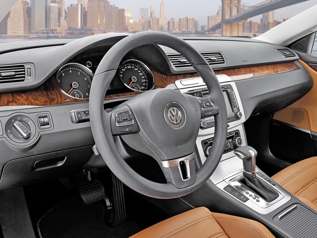 Снимки: Volkswagen Passat (B6)