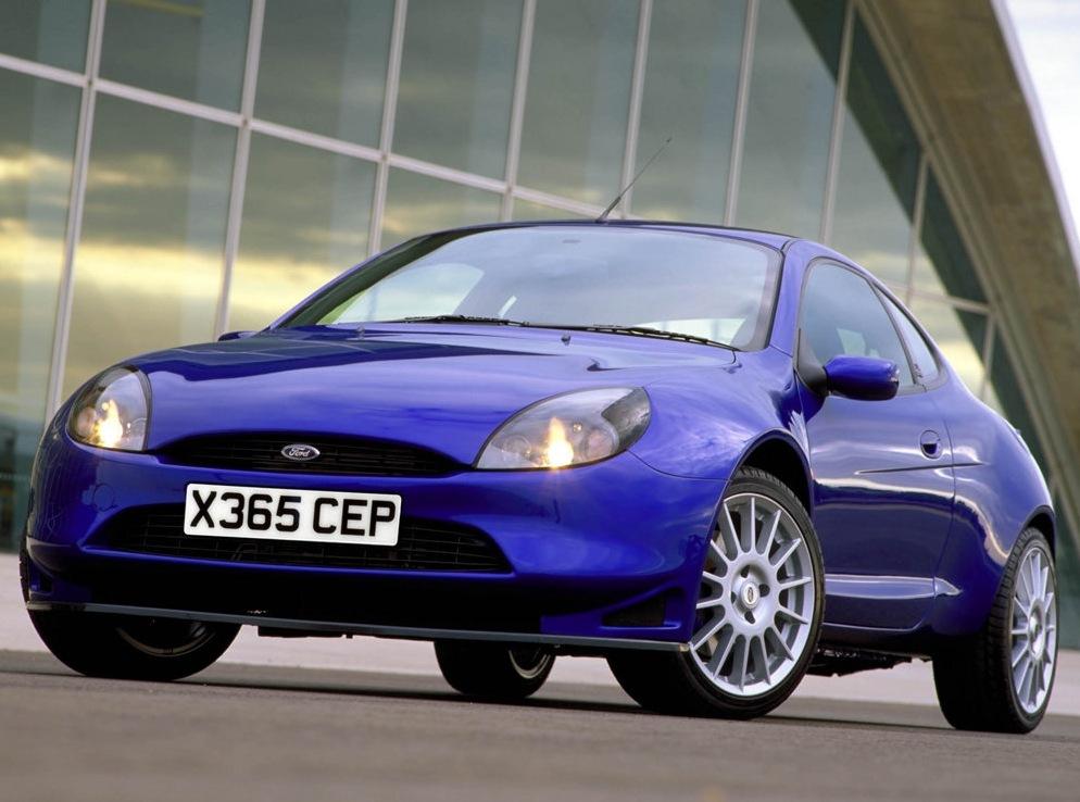Снимки: Ford Puma (ECT)