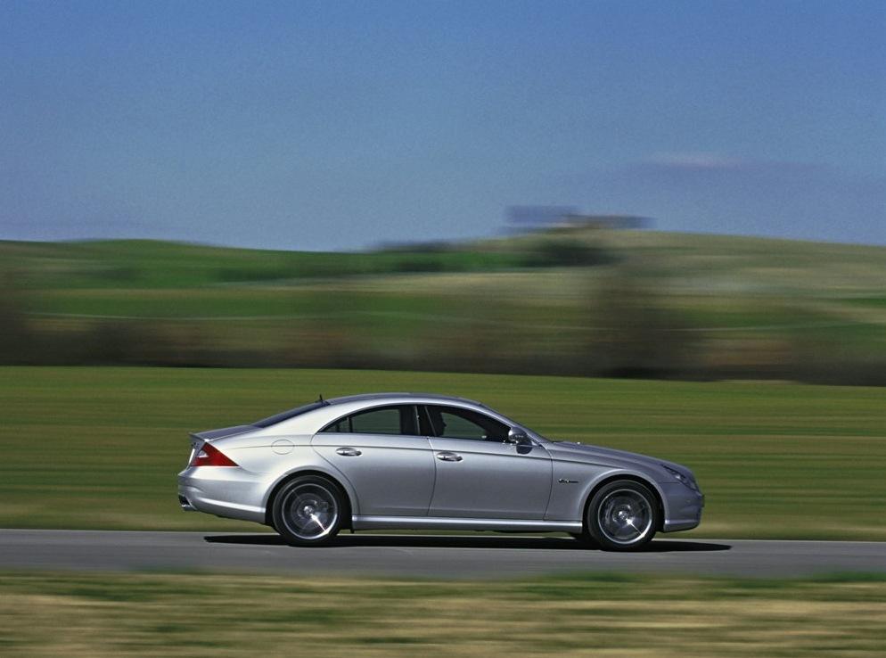 Снимки: Mercedes-benz CLS AMG (W219)