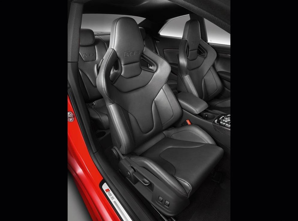 Снимки: Audi RS5
