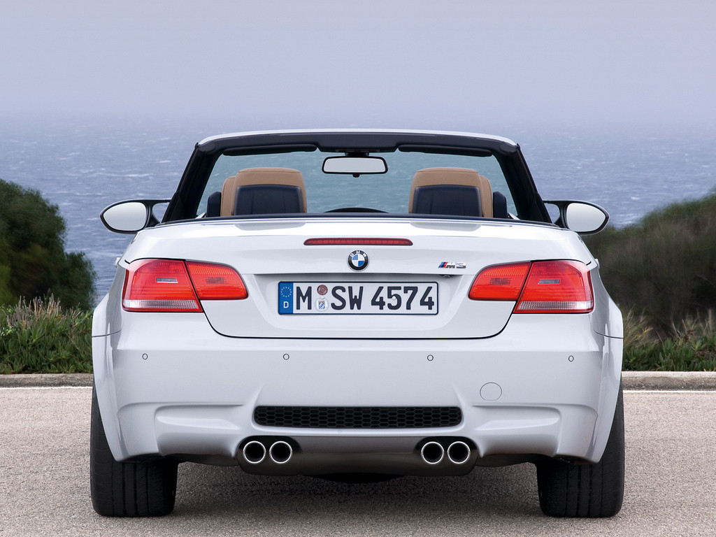 Снимки: Bmw M3 Coupe (E92)