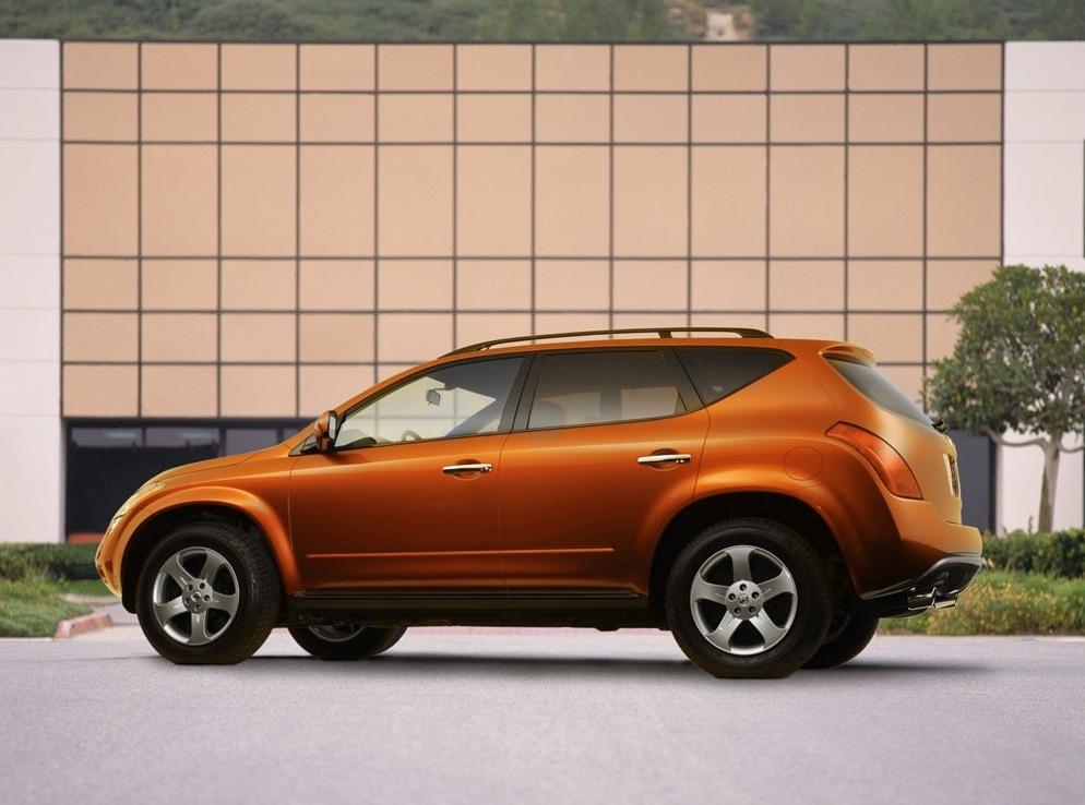 Снимки: Nissan Murano (Z50)