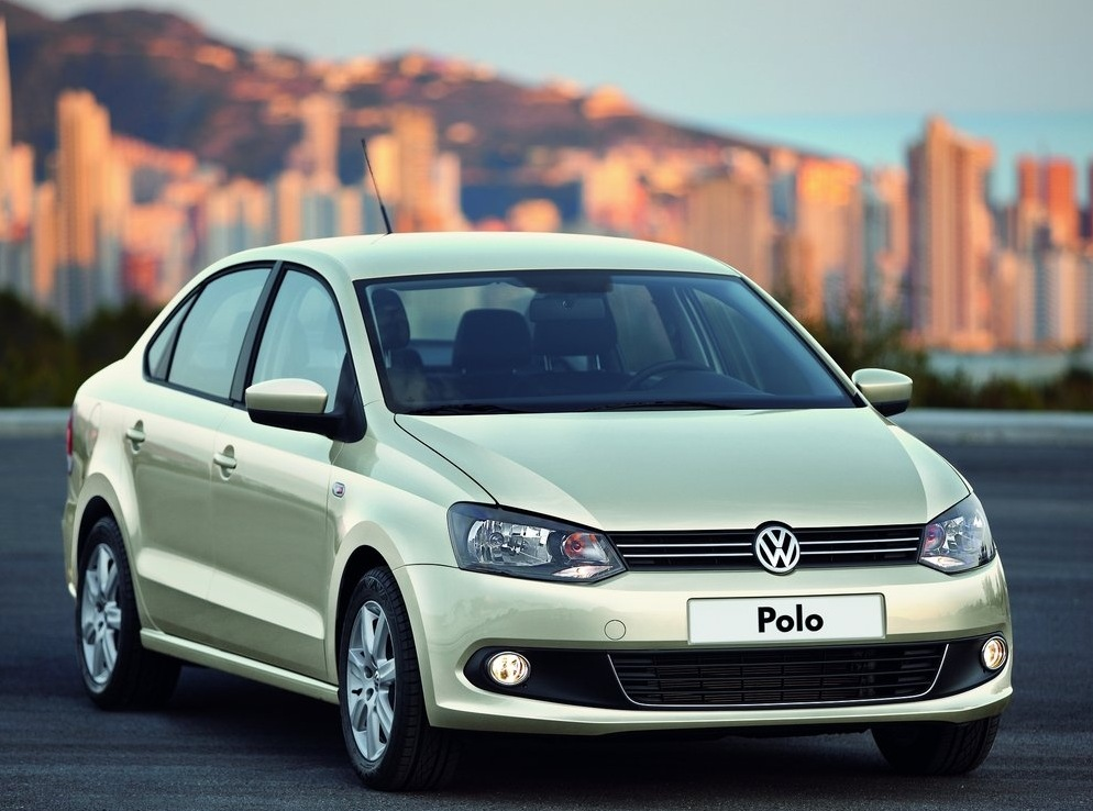 Снимки: Volkswagen Polo 5 Sedan
