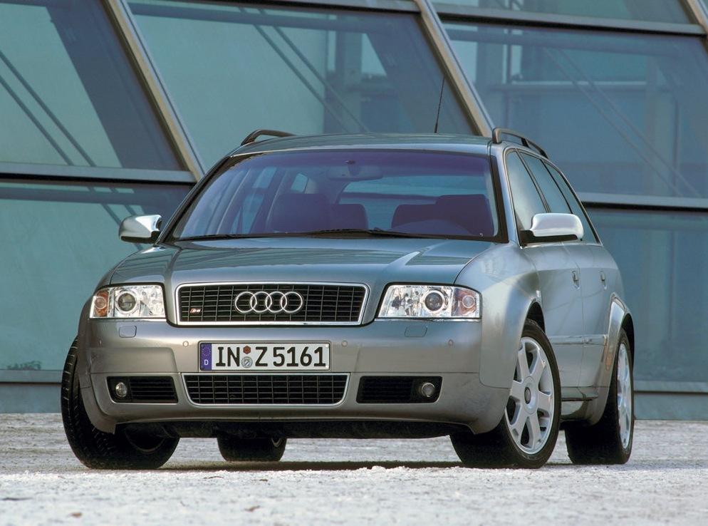 Снимки: Audi S6 Avant  (4B,C5)