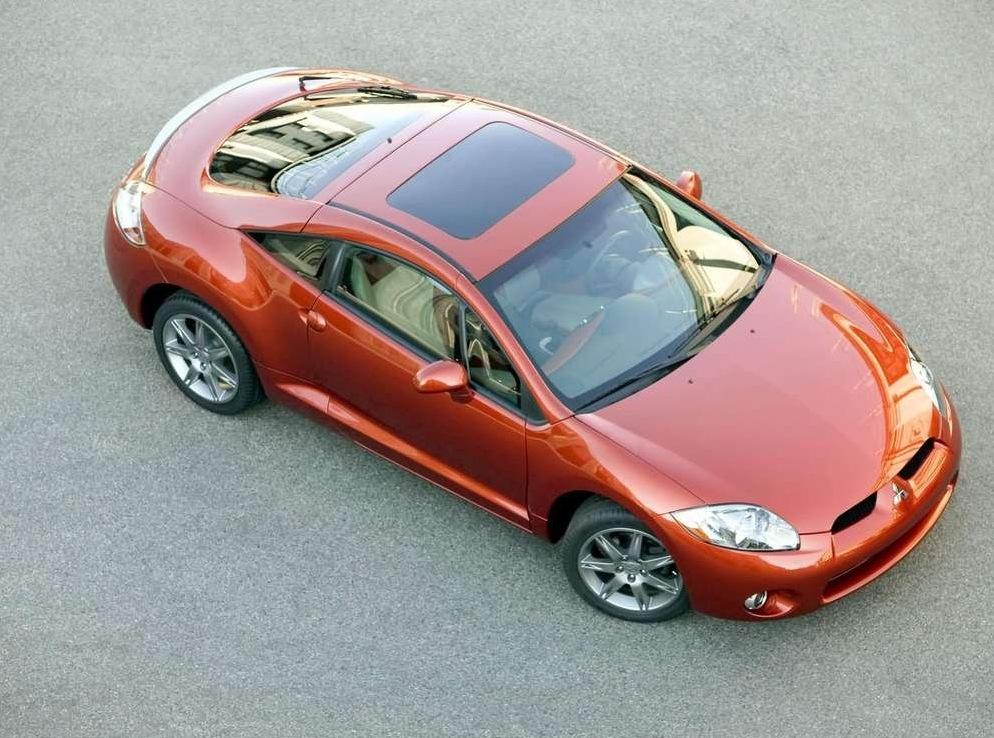 Снимки: Mitsubishi Eclipse IV