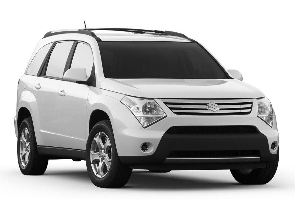 Снимки: Suzuki XL7 II