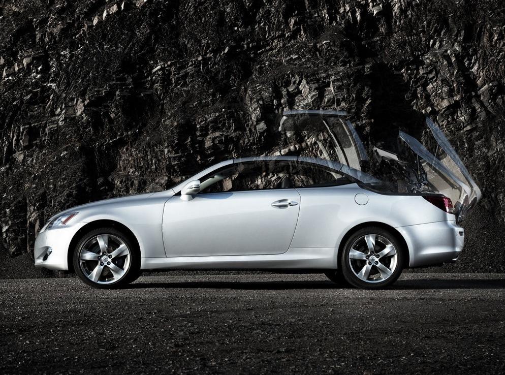 Снимки: Lexus IS Coupe Convertible