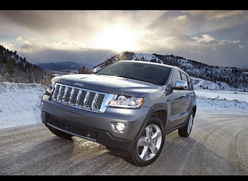 Снимки: Jeep Grand Cherokee IV (WK2)