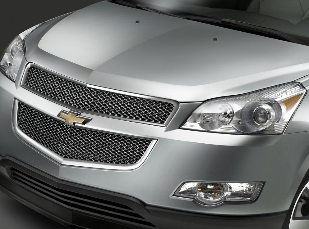 Снимки: Chevrolet Traverse