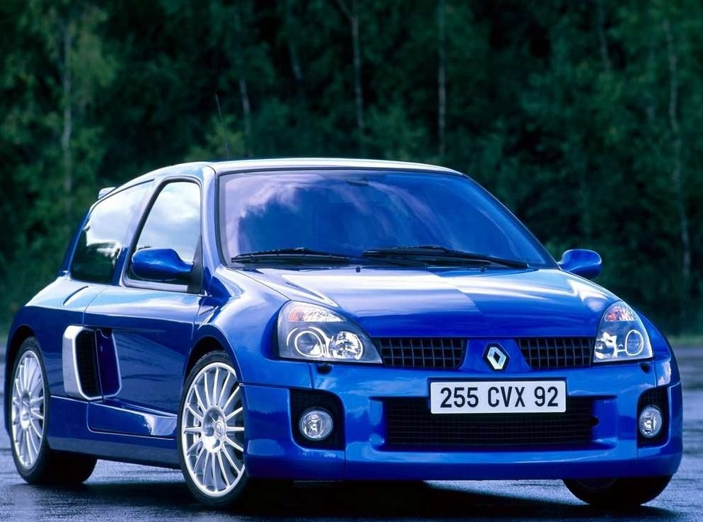 Снимки: Renault Clio Renaultsport 197 (III)