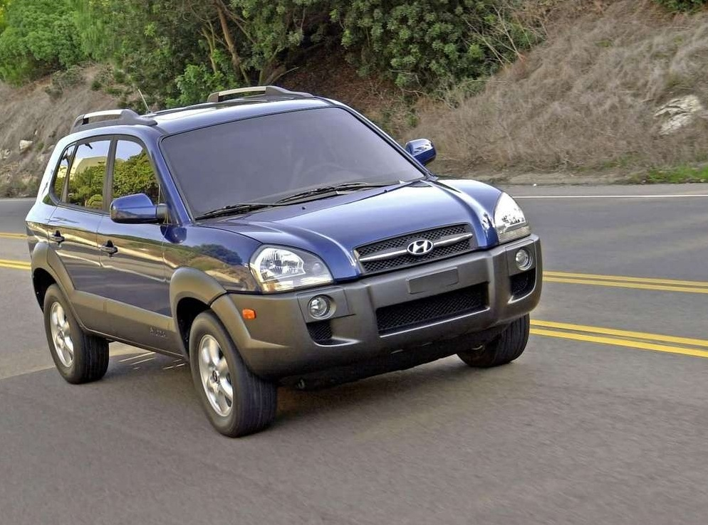 Снимки: Hyundai Tucson
