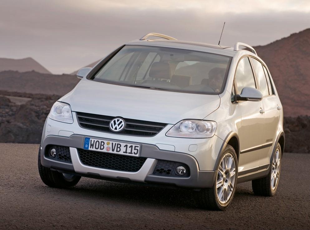 Снимки: Volkswagen CrossGolf