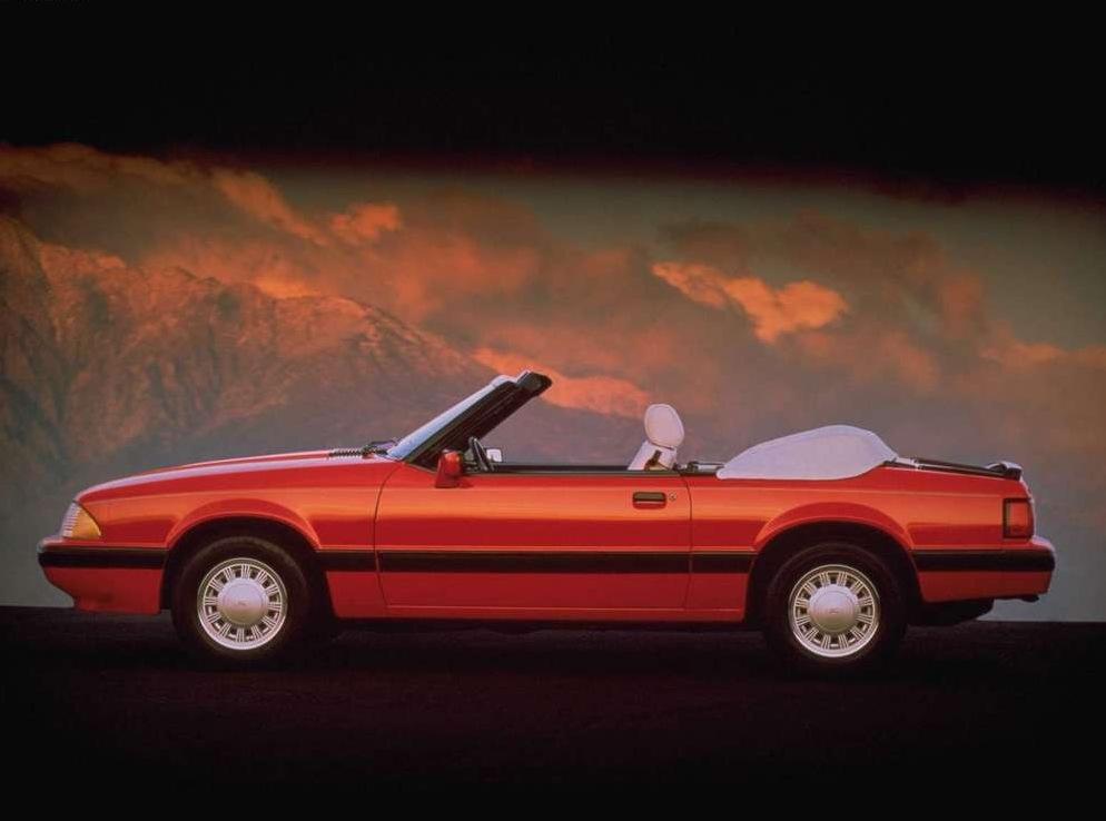 Mustang Convertible III
