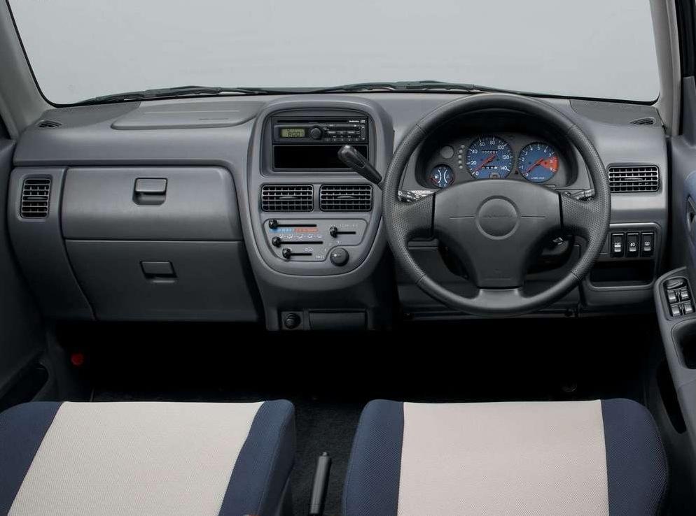 Снимки: Subaru Pleo