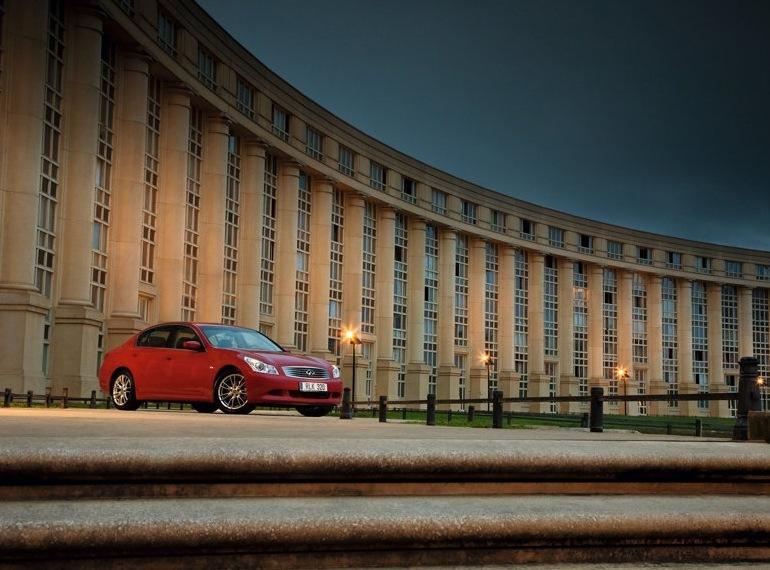 Снимки: Infiniti G 37 Sport Sedan