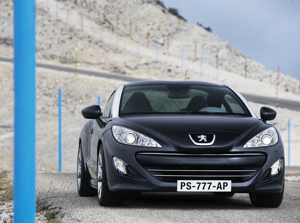Снимки: Peugeot RCZ