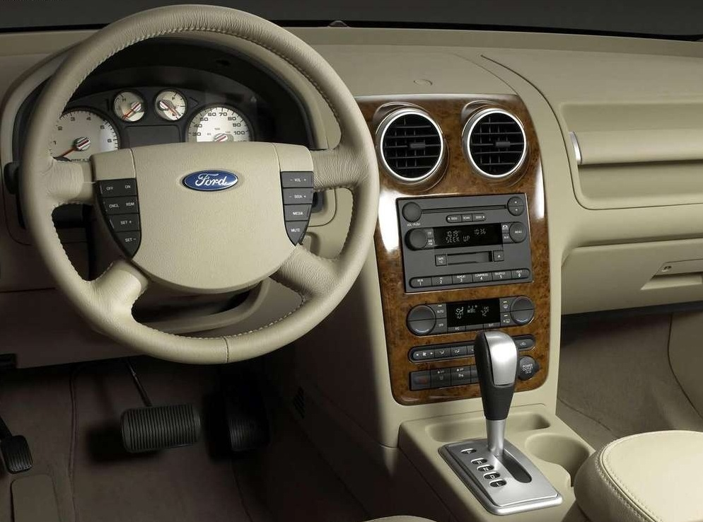 Снимки: Ford Freestyle