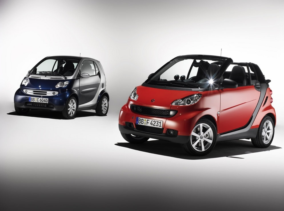 Fortwo II coupe