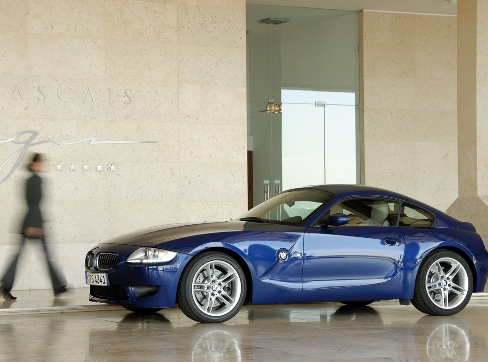 Снимки: Bmw Z4 Coupe (E85)