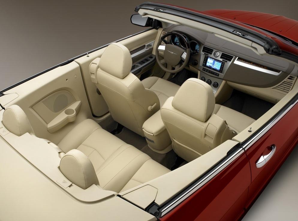 Снимки: Chrysler Sebring Convertible III