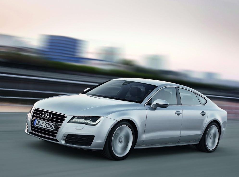Снимки: Audi A7