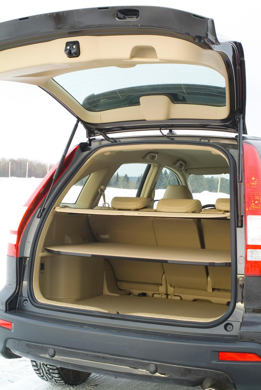 Снимки: Honda CR-V 2006