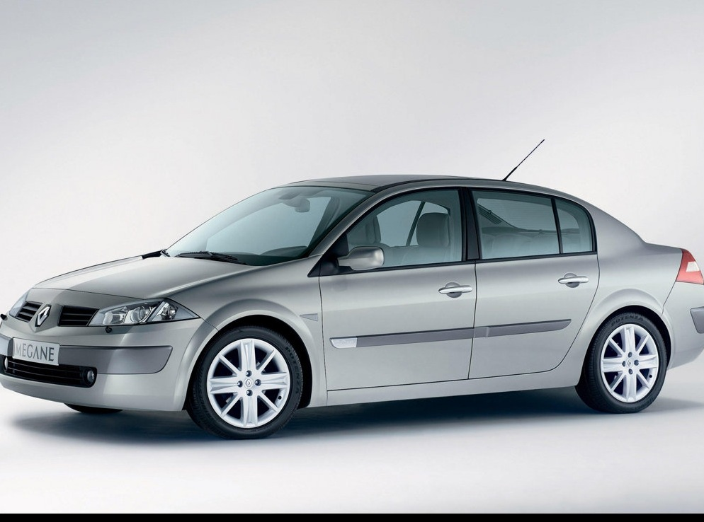 Снимки: Renault Megane Classic 2