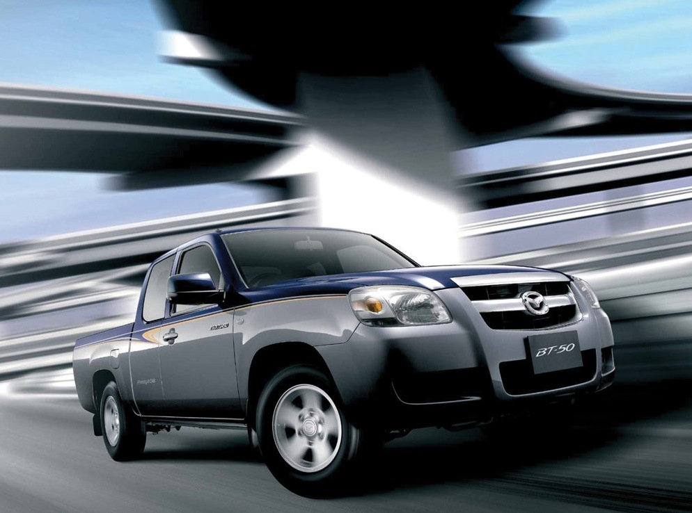 Снимки: Mazda BT-50