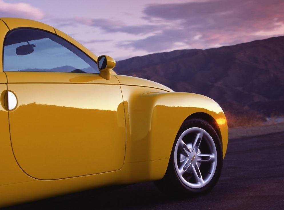 Снимки: Chevrolet SSR