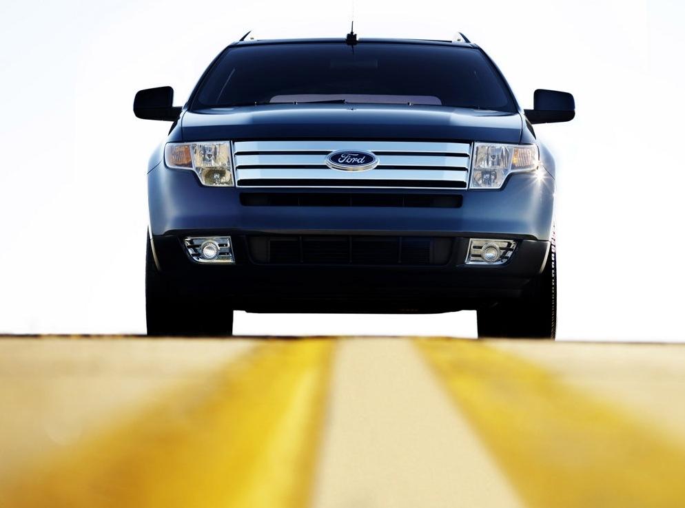Снимки: Ford Edge
