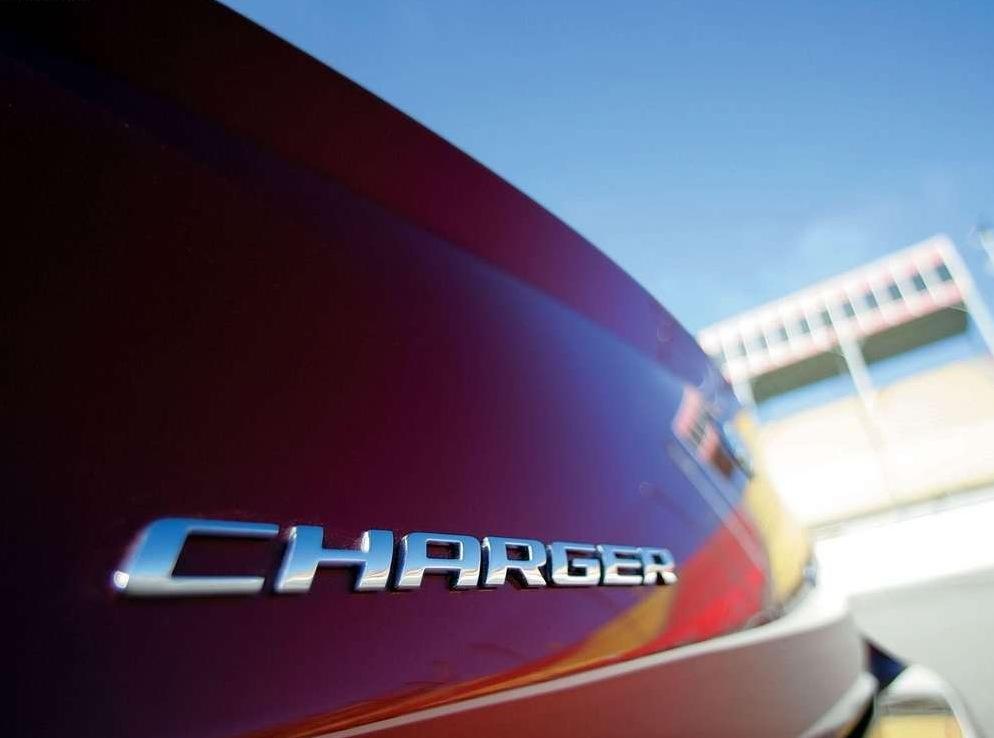 Снимки: Dodge Charger